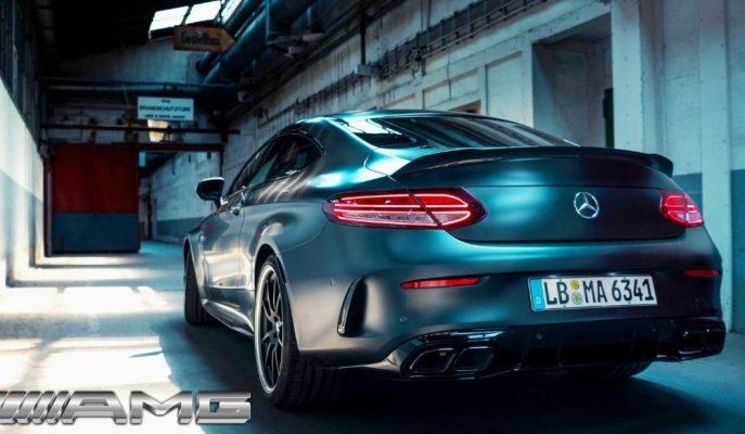 Mercedes-AMG C63 için Ciddi Motor Değişimi Geliyor!