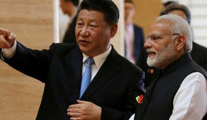 Modi ile Xi, Bölgesel Anlaşmazlık Değil Ticaret Hakkında Konuştu