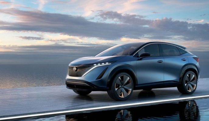 """Nissan Ariya Concept """"Yeni Bir Çağın Şafağı"""" Olarak Gösterildi!"""
