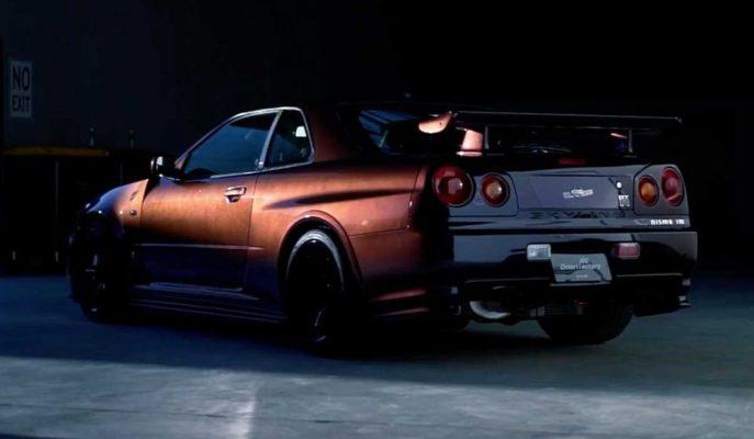 Dünyanın En Değerli Ender Nissan GT-R R34 Z-Tune Serisi!