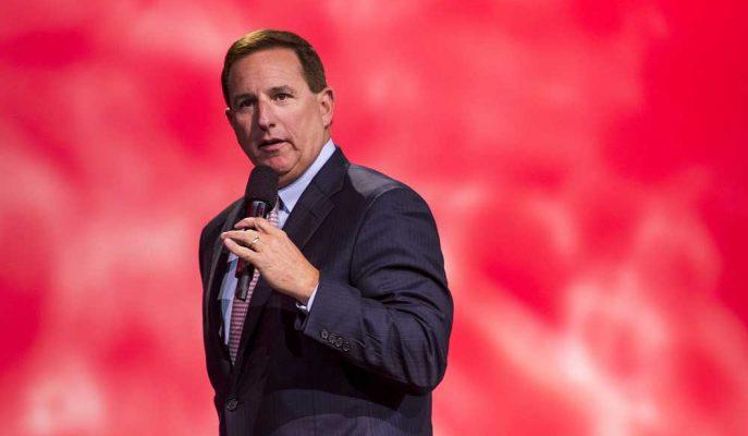 Oracle CEO'su Mark Hurd 62 Yaşında Hayatını Kaybetti
