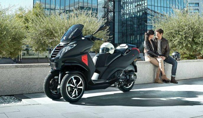 Hintli Mahindra Peugeot'un Scooter Bölümünü Satın Aldı!