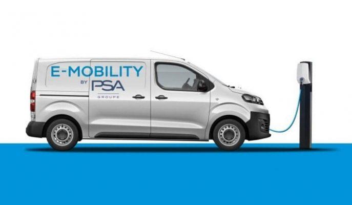 PSA, Opel ve Vauxhall'ı da Kapsayan Elektrikli Kamyonet Üretimlerine Başlıyor!