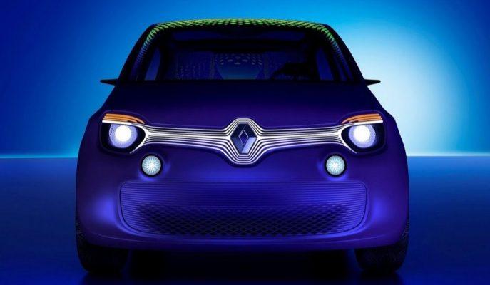 Renault EV Operasyonlarına Sıfır Emisyonlu Twingo'yu da Dahil Ediyor!