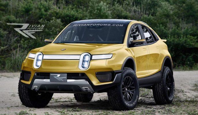 Rivian'ın Üçüncü Modeli Off Road Donanımlı SUV Olabilir!