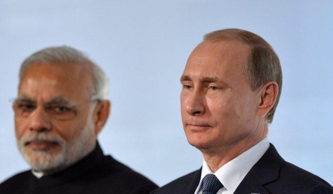 Rusya Hindistan'ın Petrole Daha Az Bağımlı Olmasına Yardım Edebilir