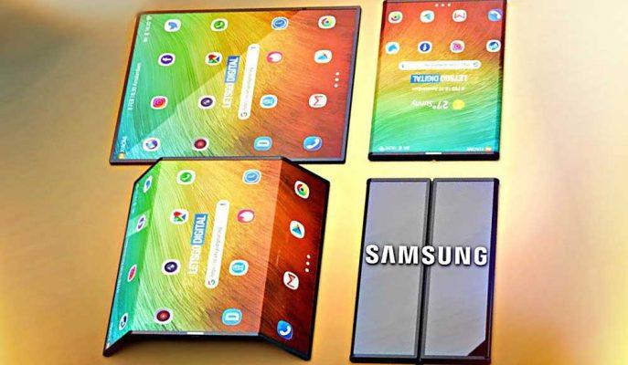 Samsung Katlanabilir Galaxy Fold 2'nin Ucuz Olması için Çözüm Arayışında