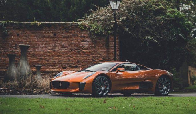 Jaguar'ın Sadece 5 Tane Yaptığı CX-75'lerden Birisi Açık Artırmaya Giriyor!