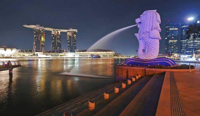 Singapur Ticaret Bakanı Ülkenin Resesyona Girmeyeceğini Söyledi