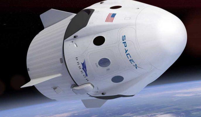 SpaceX, Crew Dragon'u Nisan Ayında Yaşanan Patlama Sonrası Yeniden Test Etmeye Hazırlanıyor