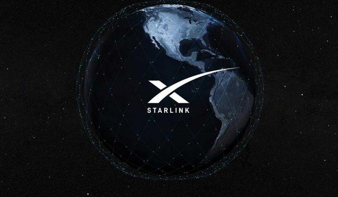 SpaceX, Küresel İnternet Hizmeti Vereceği Starlink Uydu Ağını Hayata Geçiriyor