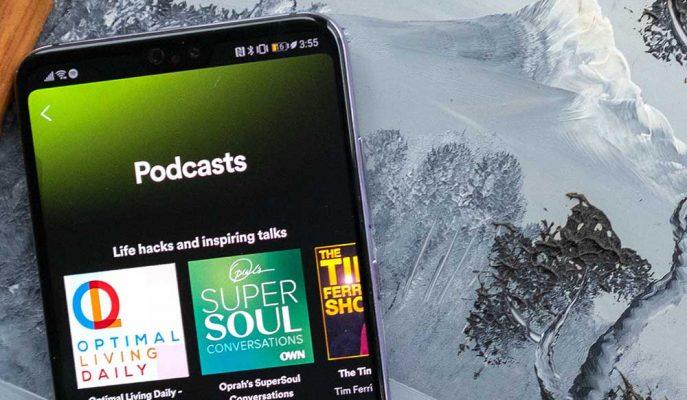Spotify'ın Üçüncü Çeyrek Verilerine Podcast Yayınları Damgasını Vurdu