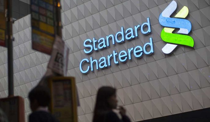 Standard Chartered 3Ç19'da Vergi Öncesi Kârını Yüzde 16 Artırdı