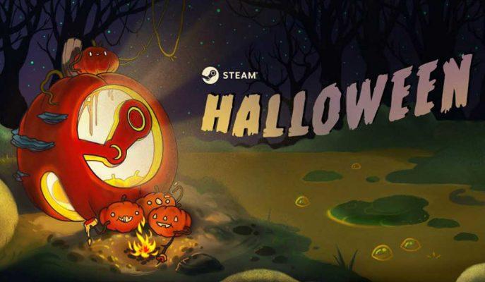 Steam'de Milyonlarca Oyuncunun Beklediği Cadılar Bayramı İndirimleri Geldi Çattı