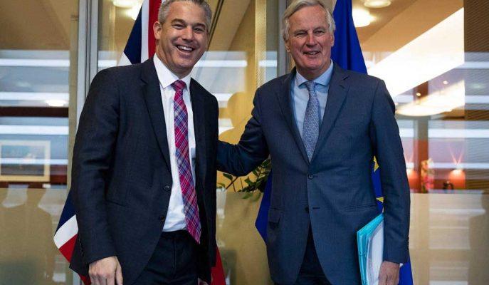 Sterlin, İngiltere ve AB Arasındaki Yapıcı Brexit Görüşmeleriyle Yükseldi