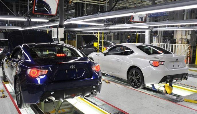 Subaru Gumma Tesisinde Üretimini Durdurmak Zorunda Kaldı!