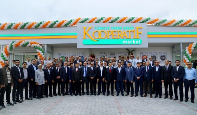 Tarım Kredi Kooperatifleri Perakende Mağaza Sayısını 500'e Çıkaracak