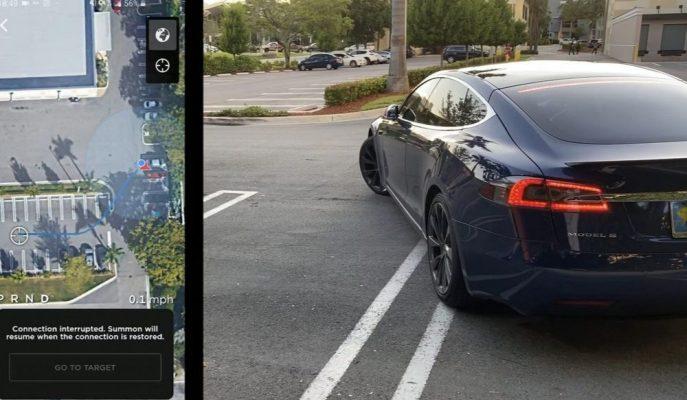"""Tesla Yeni Nesil Koltuklarını Gösterirken, """"Akıllı Summon"""" Özelliği için de Consumer Raporları Geldi"""