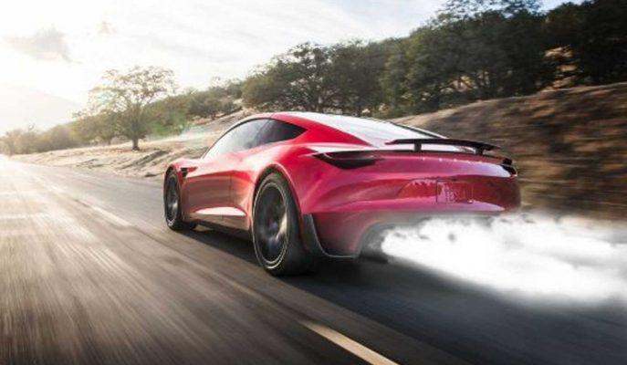 Tesla Roadster Söylenenden Daha Üstün Olacak!
