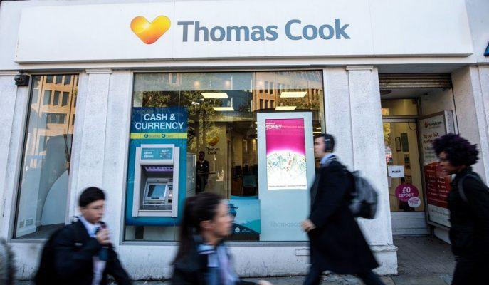 Thomas Cook'un 555 Şubesi İngiliz Rakibi Hays Travel Tarafından Satın Alınacak!