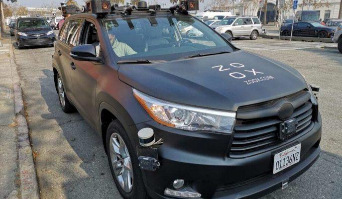 Zoox, Las Vegas'a İnsansız Araçlarını Gönderdi!
