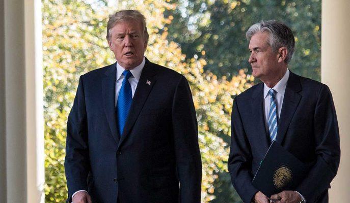 Trump İmalattaki Zayıflıktan Powell ve Çalışma Arkadaşlarını Sorumlu Tuttu
