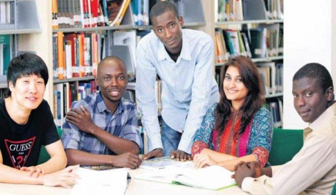 Türkiye'ye Eğitim Amacıyla Gelen Yabancı Öğrenciler Ekonomiye 1 Milyar Dolar Kazandırıyor!