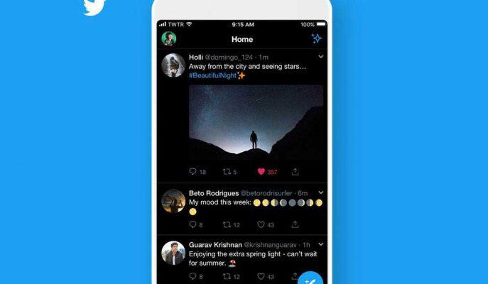 Twitter iOS'tan Sonra Android Uygulamasının Işıklarını Söndürdü