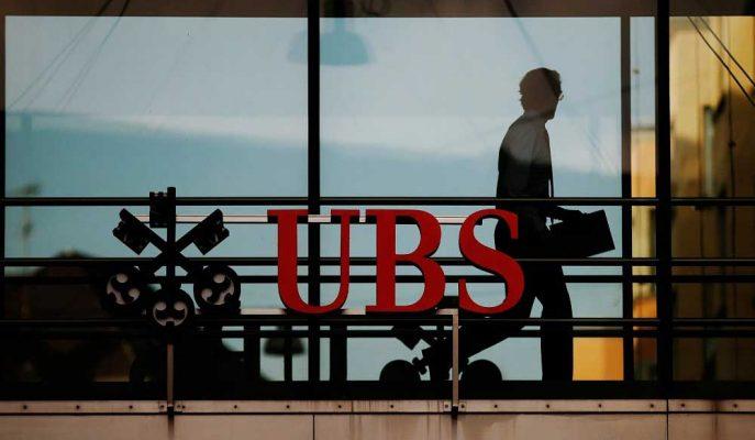UBS'nin 3Ç19 Kârı Yıllık Bazda Yüzde 16 Oranında Düştü