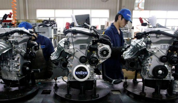 Volvo ve Geely İçten Yanmalı Motorlar için Güç Birliğine Gidiyor!