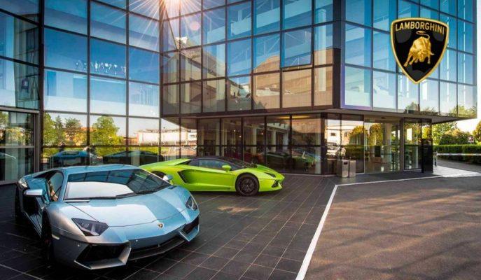 VW Lamborghini'yi Satmayı Planlıyor Olabilir!