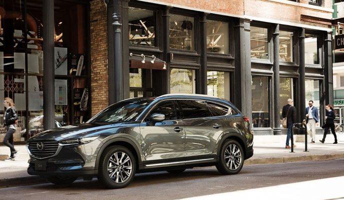 2020 Mazda CX-8 Yeni Sürümünde Konfor Paketleri Artırılmış!