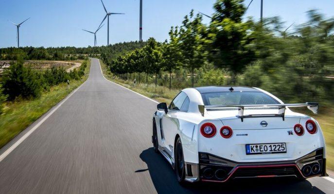 Güncellenen Nissan GT-R Nismo Avustralya'ya Çeyrek Milyon Dolara Gidiyor!