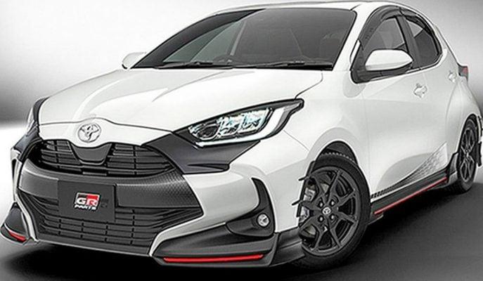 Son Nesil Toyota Yaris TRD ile Çok Havalı Olacak!