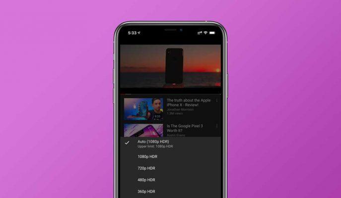 YouTube iPhone 11 Serisi için HDR Desteğini Kullanıma Sundu