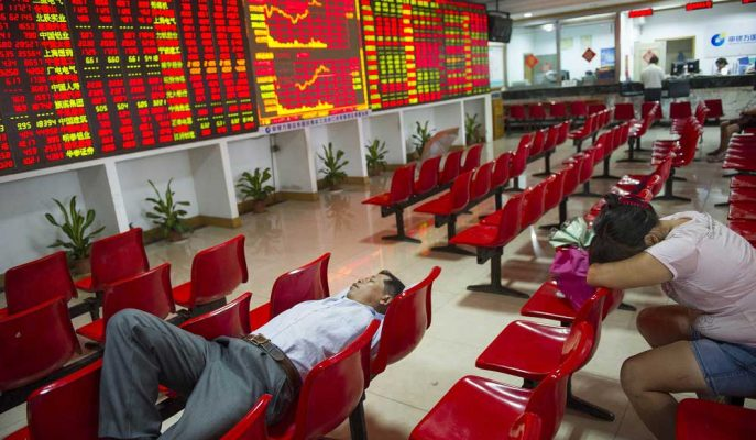 ABD-Çin Ticaret Gelişmelerini Sindiren Yatırımcılarla Asya Hisseleri Karışık Seyretti