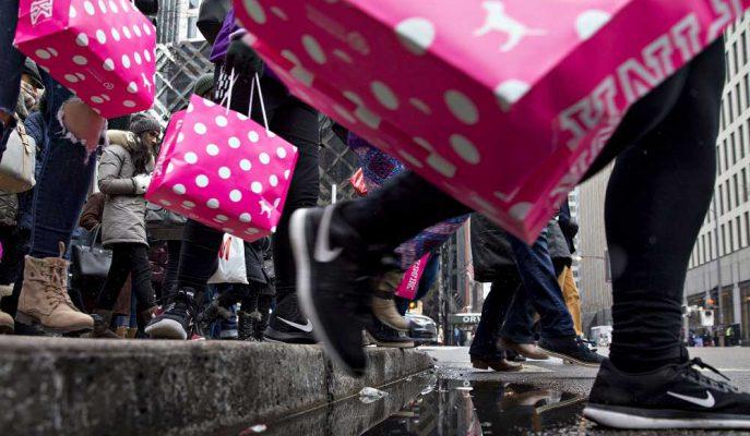 ABD'de Perakende Satışlar Ekim Ayında Yeniden Yükselişe Geçti