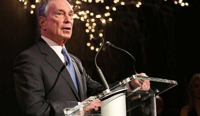Adaylığını Açıklayan Michael Bloomberg: Trump Varoluşsal Bir Tehdit Oluşturuyor