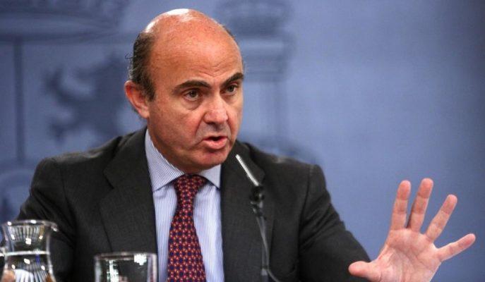 AMB/Guindos Euro Bölgesi Bankalarına Daha Kuvvetli Sermaye Tamponu Oluşturmalarını Öneriyor!