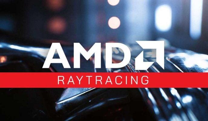 AMD, Nvidia'nın Işın İzleme Teknolojisini Kendi Ekran Kartlarına Getiriyor