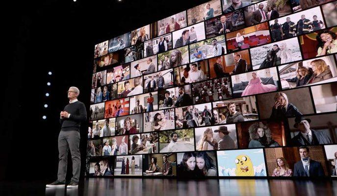 Apple'ın Çevrimiçi Arcade ve TV+ Servisleri Yeni Ürünleri ile Dikkat Çekiyor