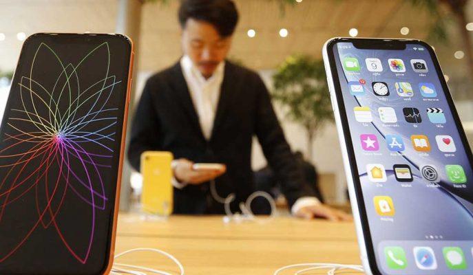 Apple iPhone 11 ile Çin'de Yerel Üreticilere Kafa Tutuyor