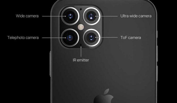 Apple'ın iPhone 12 Modellerinde RAM ve Kamera İyileştirmeleri Öne Çıkacak