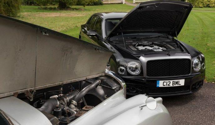 """Bentley'in """"Dünyanın En Uzun Hizmet Veren V8 Motoru"""" 60. Yaşını Kutluyor!"""