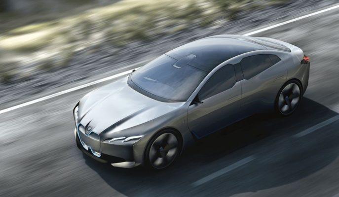 2021 BMW i4, +500 Beygir Güç ve 600 Km Menzille Gelecek!