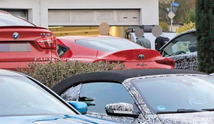 BMW'nin M Test Merkezinde Görülen A90 GR Supra Ne Anlama Geliyor?