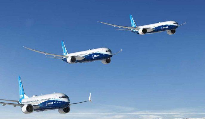 Boeing'in 737 Max Açıklaması Hisseleri Yükseltti