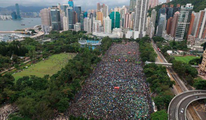 BofAML: Çin, Hong Kong'un İşlerine Daha Fazla Müdahale Edecek