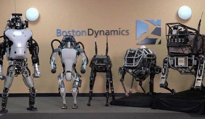 Boston Dynamics İnsanların Robotlardan Korkmaması Gerektiğini Açıkladı