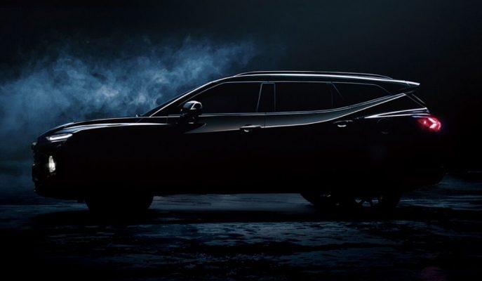 Chevrolet Blazer Çin'e 7 Koltukla Gidiyor!